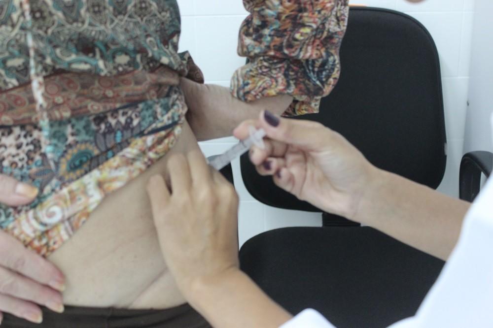 """Dia """"D"""" da Vacinação da Gripe registra maior número de procura pela imunização"""