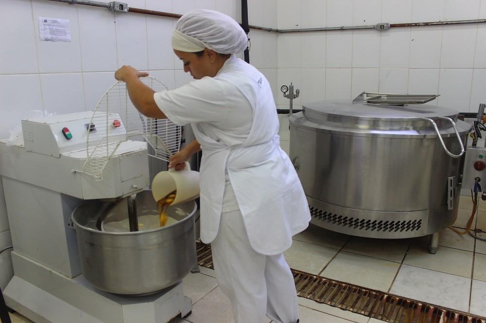 Cookies passam a fazer parte da alimentação dos estudantes da rede municipal