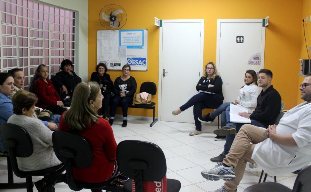 ESF Ana Maria adere ao Programa de Combate ao Tabagismo