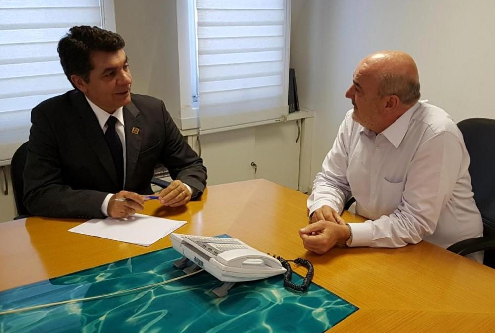 ETE da Próspera é tema de reunião em Florianópolis