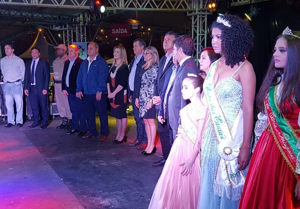 Mais de duas mil pessoas prestigiam abertura da 29ª Festa das Etnias em Criciúma