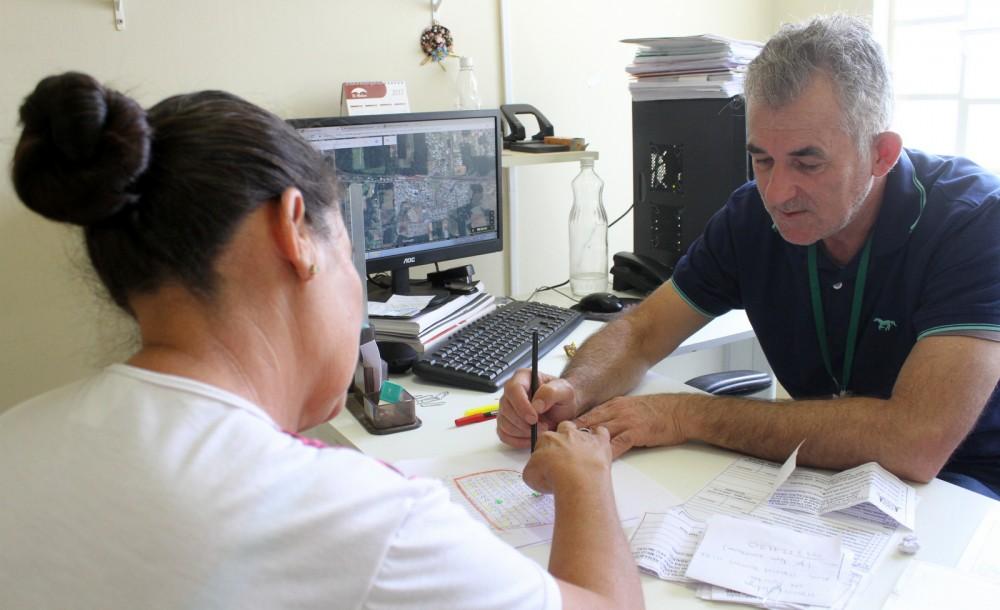 Mutirão para escrituração de lotes é realizado no bairro Renascer
