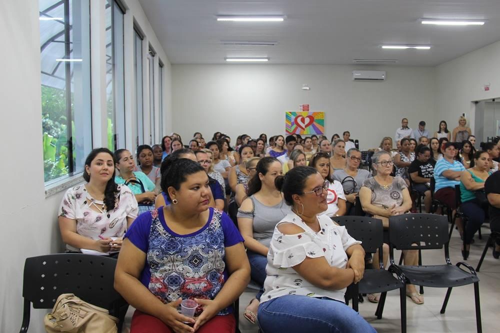 Profissionais dos CRAS participam de capacitação da Proteção Social Básica