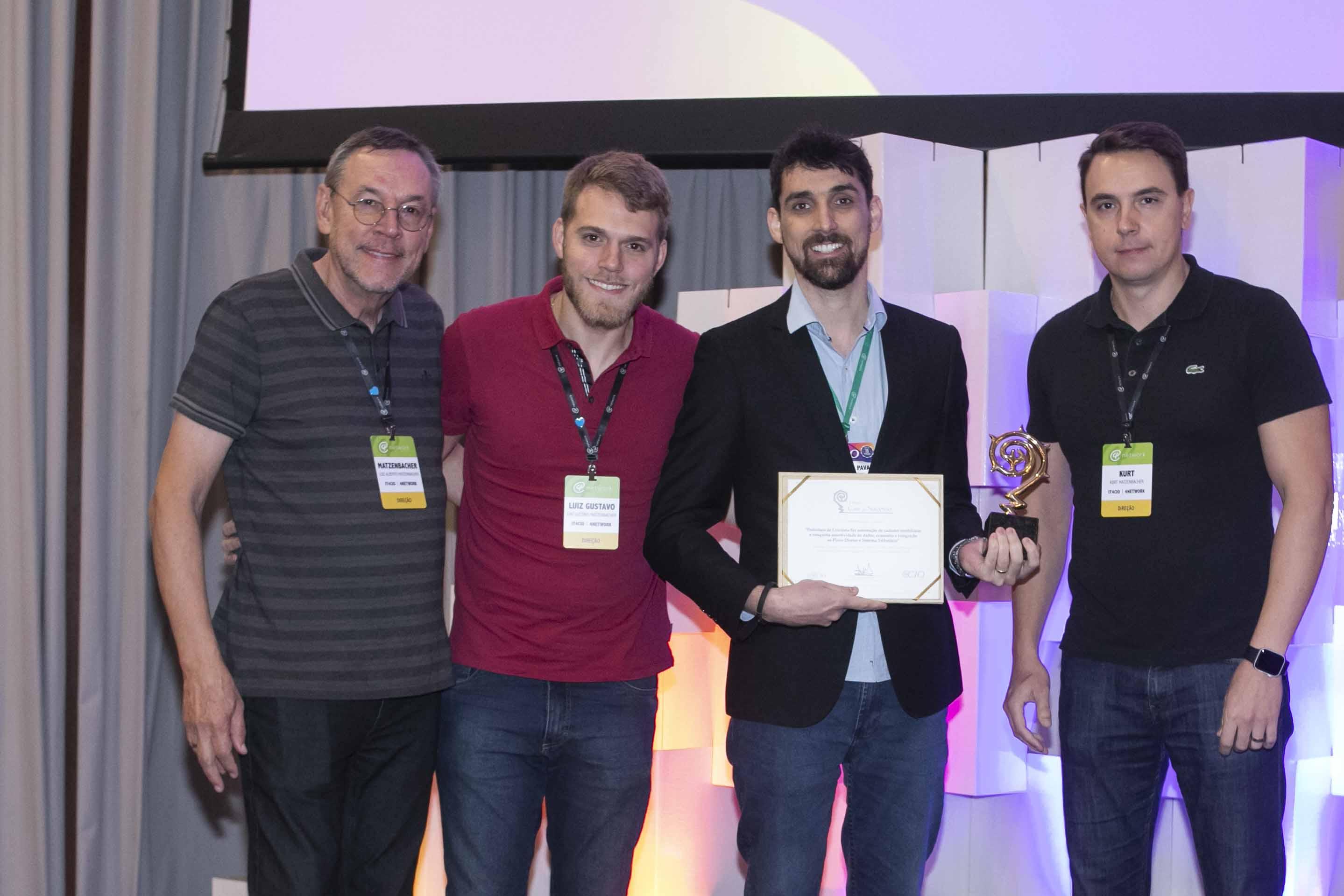 Sistema moderniza cadastro imobiliário de Criciúma e recebe prêmio estadual