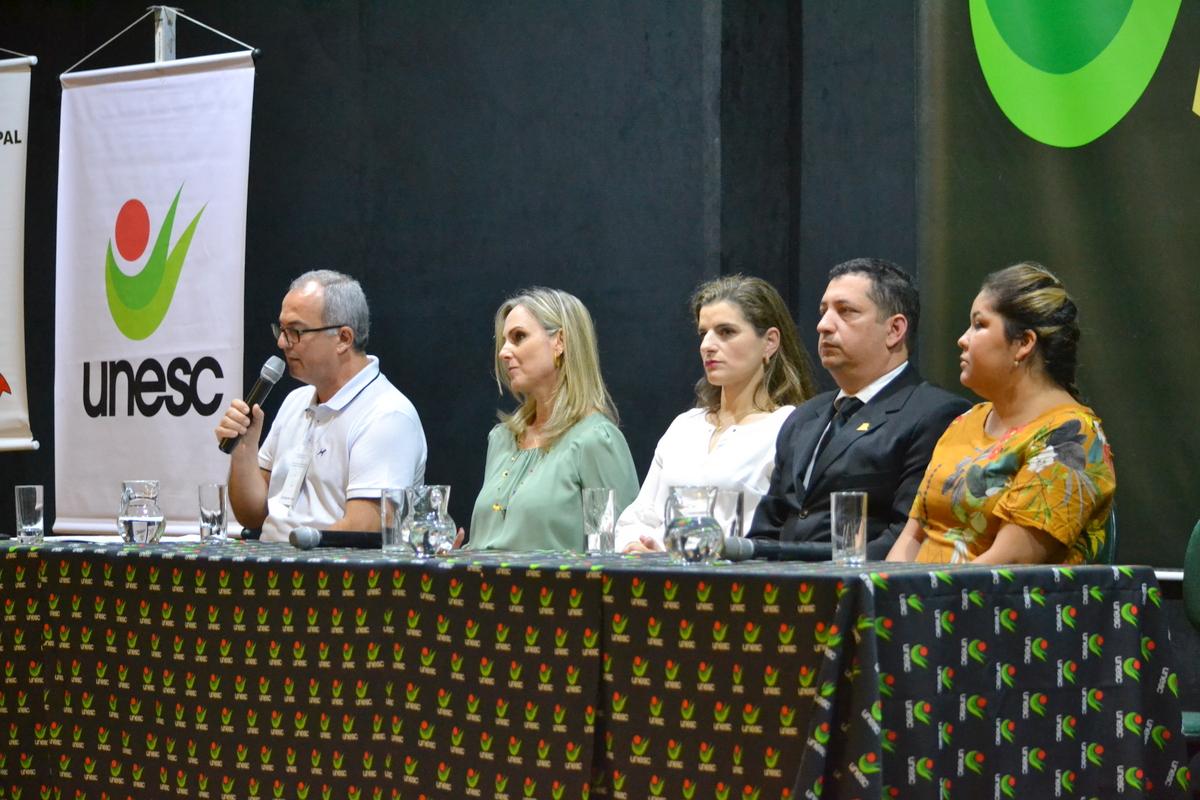 Prefeitura Municipal de Criciúma - Políticas públicas para fortalecimento do SUS pautam 9ª Conferência Municipal de Saúde
