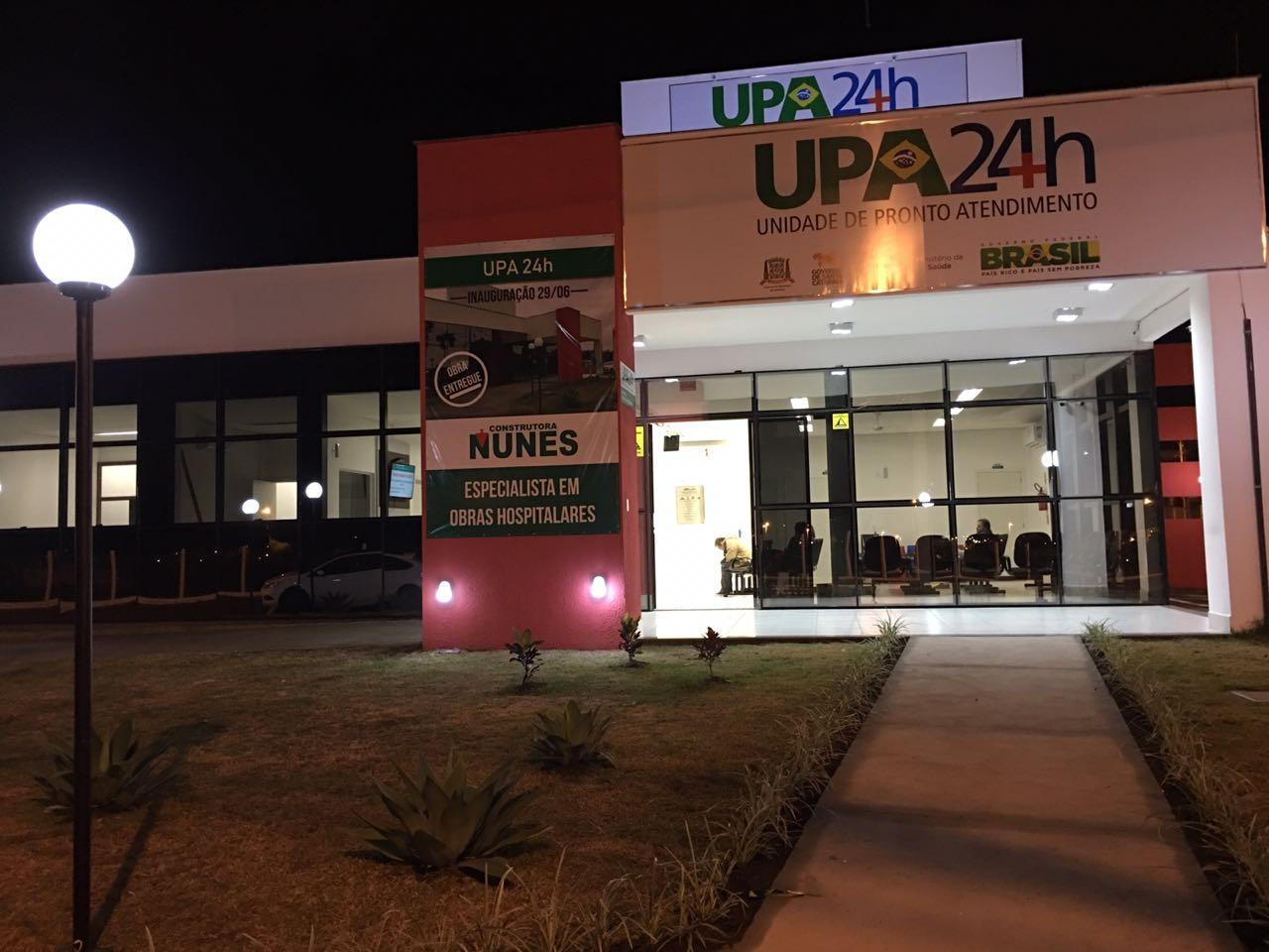 UPA registra mais de 7 mil atendimentos no primeiro mês