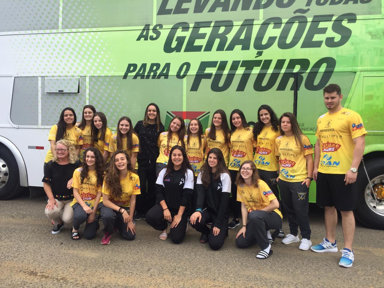 Criciúma sediará Jogos Abertos da Terceira Idade em 2020