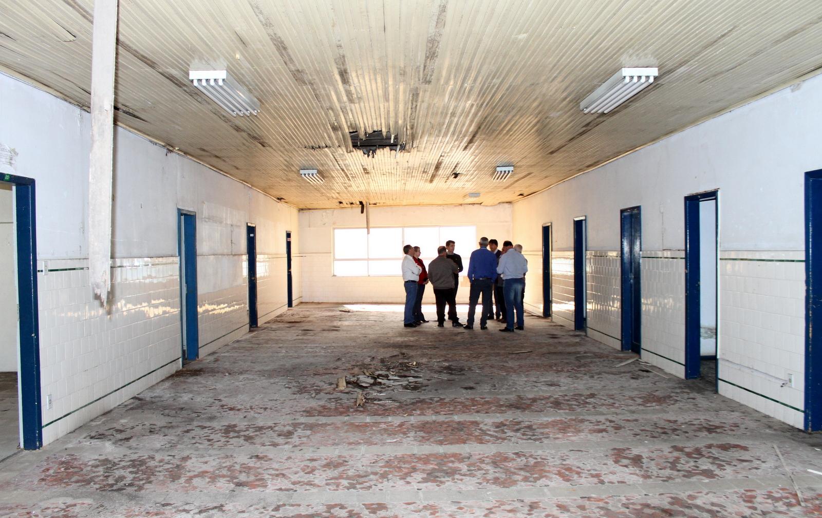 Antigo prédio do INSS é cedido à Prefeitura de Criciúma