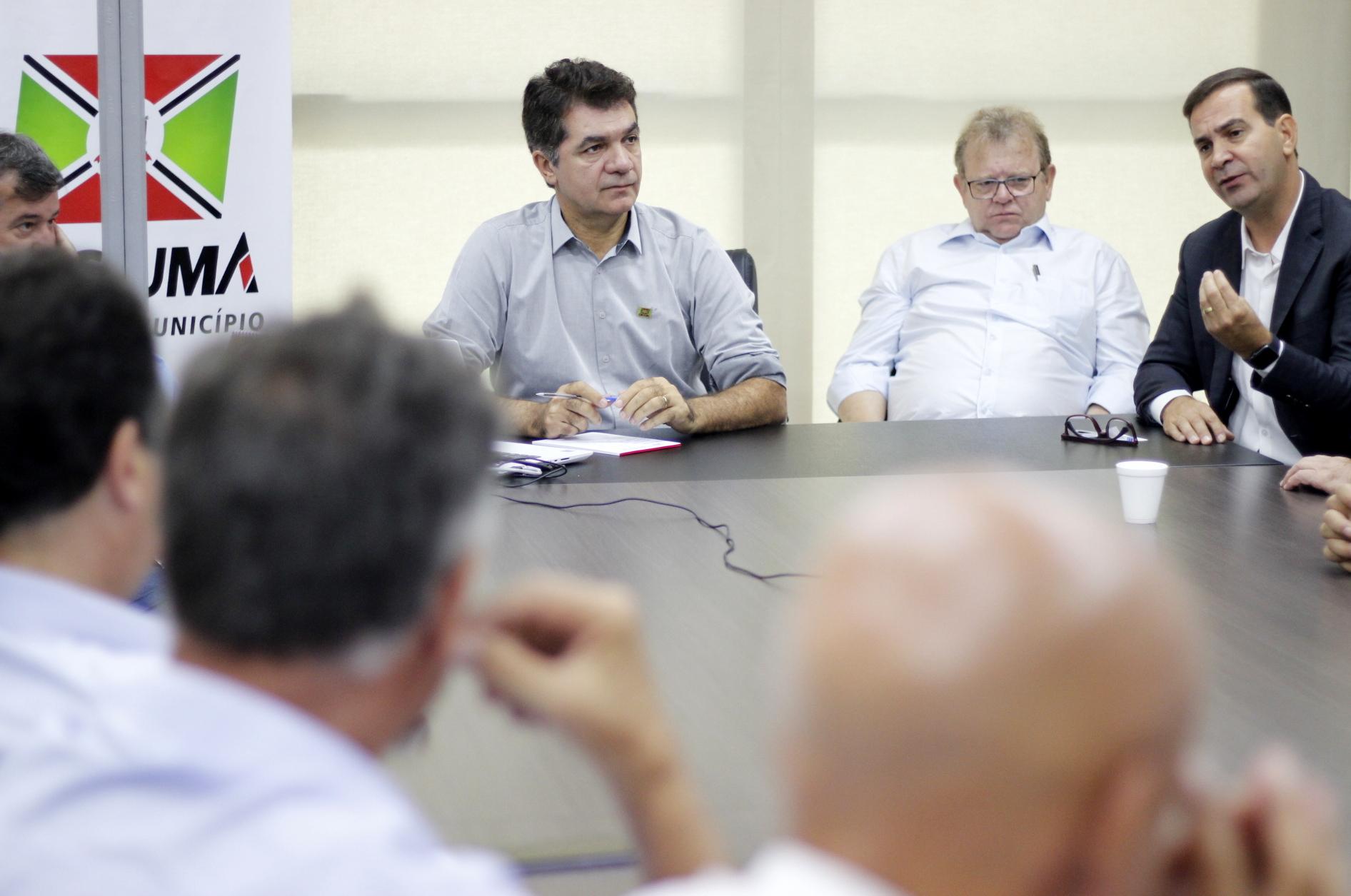 Prefeitura Municipal de Criciúma - Autoridades defendem instalação de agência macrorregional Sul da Celesc em Criciúma