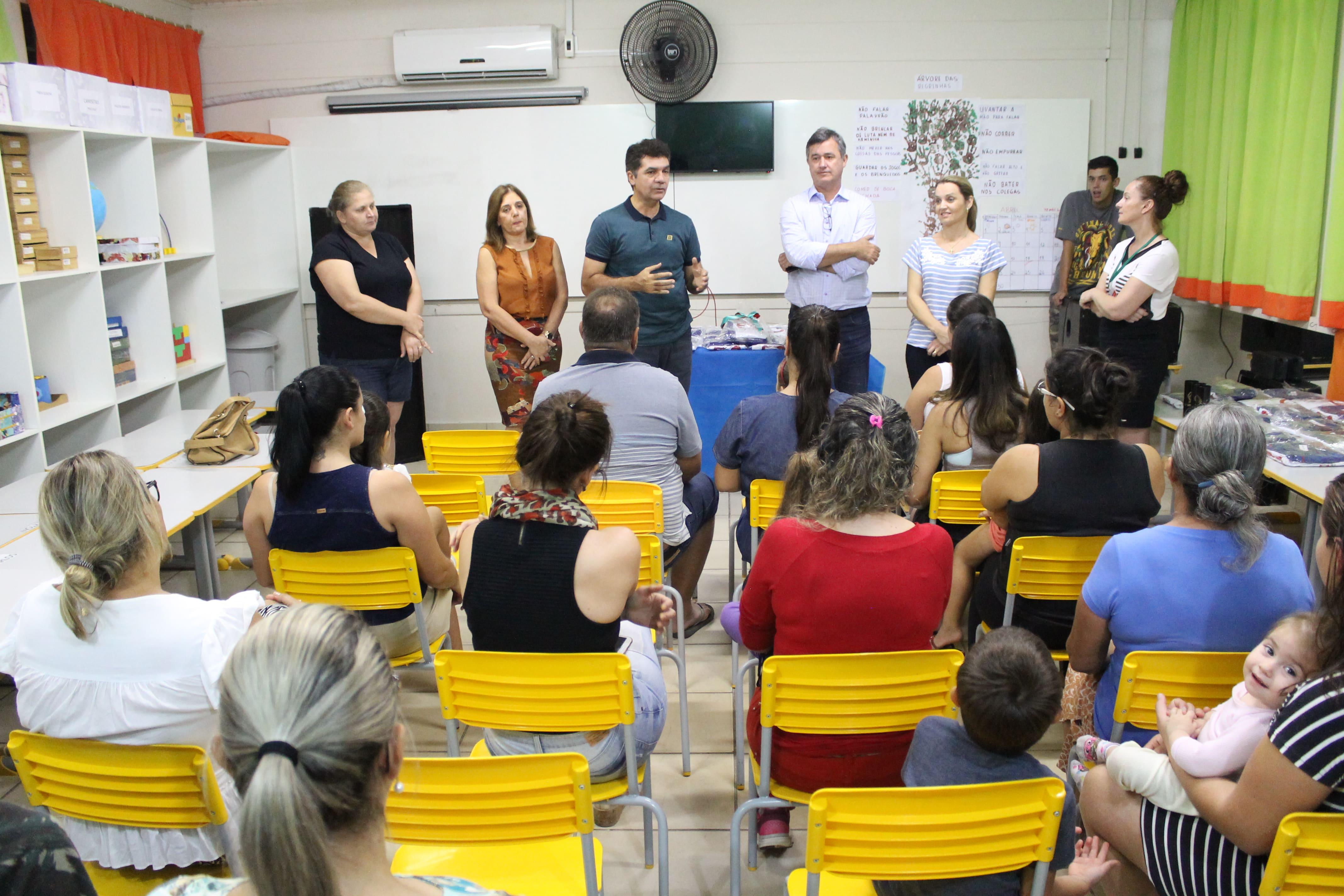 Prefeitura abre inscrições para palestra com doutor em matemática Rogério Martins