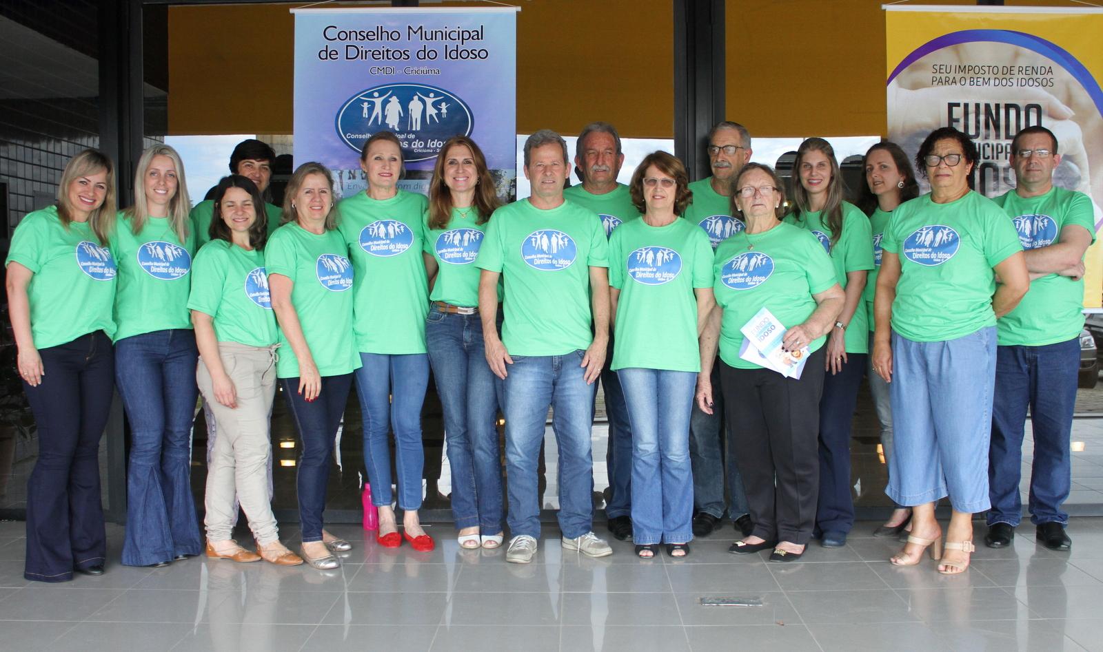 Conselho Municipal de Direitos do Idoso de Criciúma lança site nesta quinta-feira