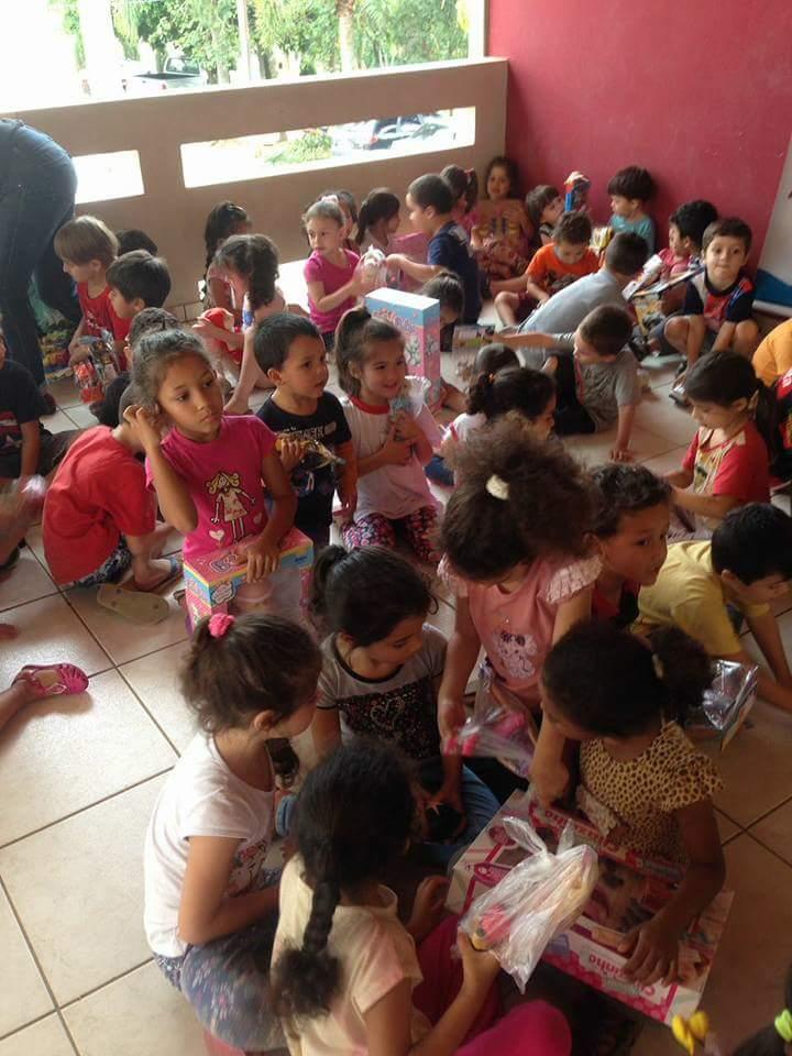 Dia das Crianças Tricolor: campanha de arrecadação de brinquedos entra na reta final