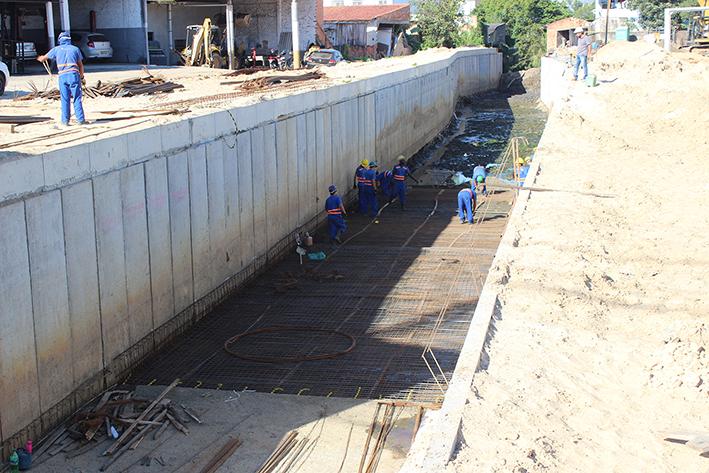 Prefeitura de Criciúma revitaliza Avenida Universitária