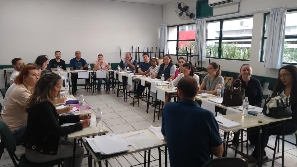 Capacitação para profissionais do Samu é realizada no Paço Municipal