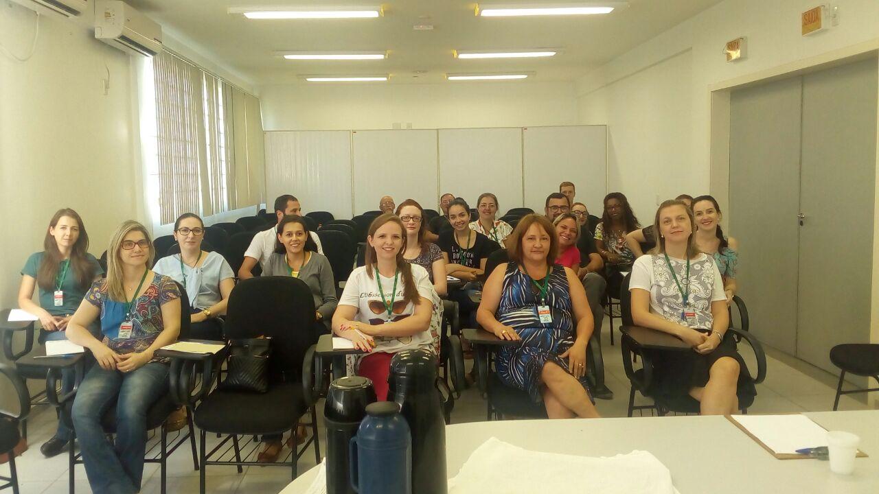 Dia Mundial da Saúde: comunidade é orientada na Praça Nereu Ramos