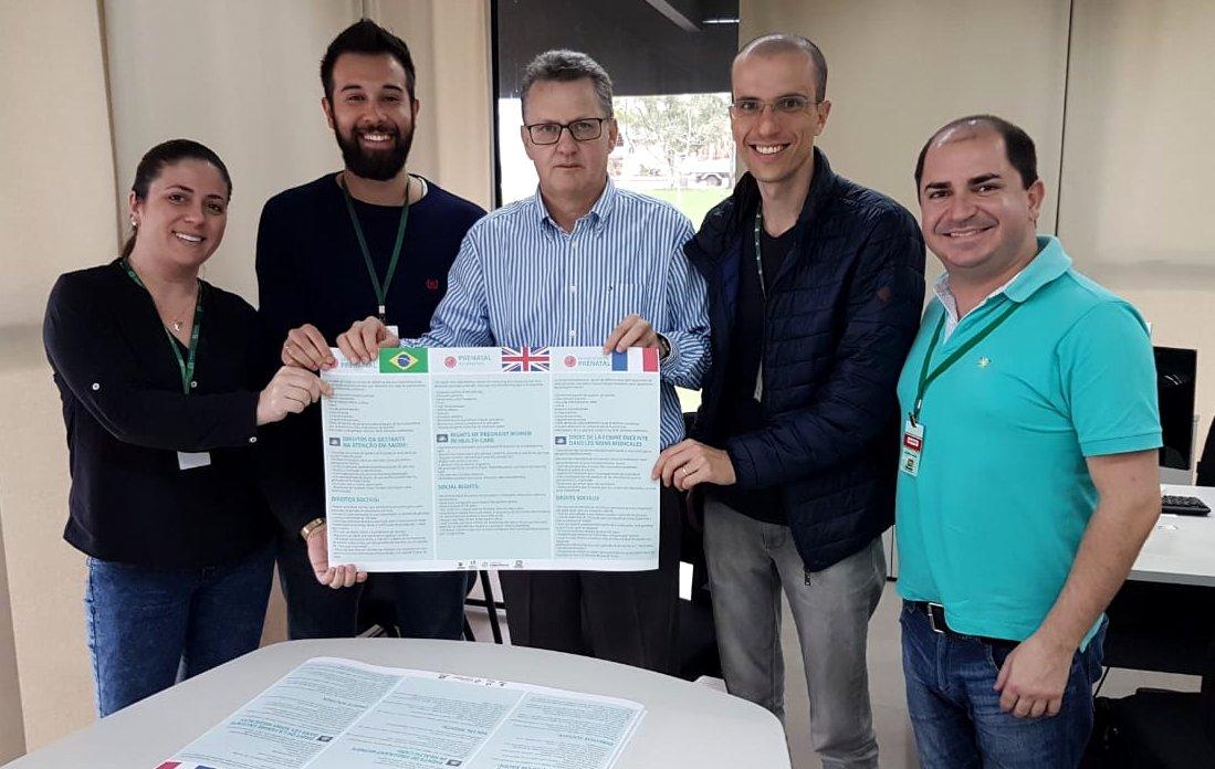 Primeiros passos para início de transplantes renais no HSJ