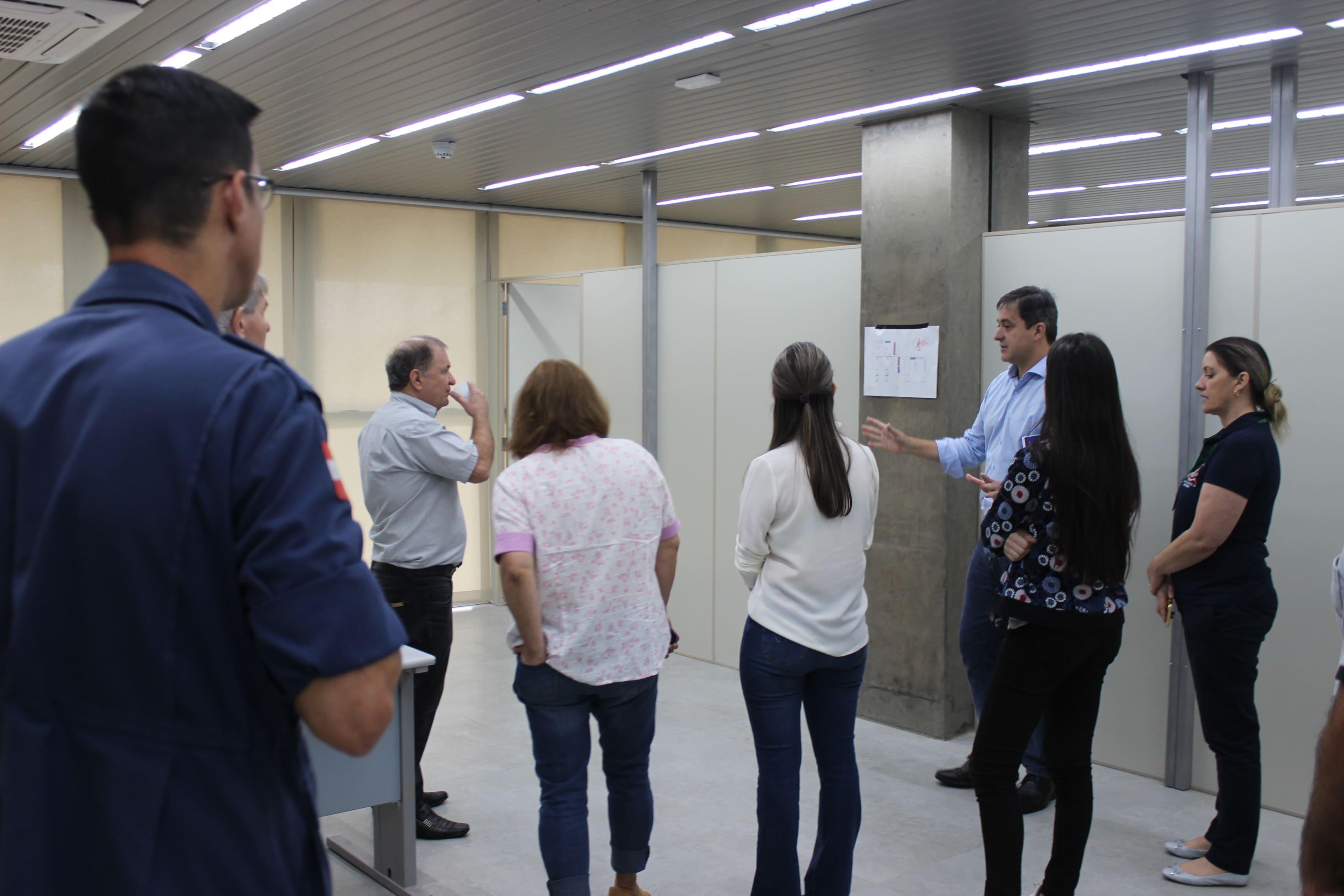Prefeitura Municipal de Criciúma - Casa do Empreendedor a poucos passos da inauguração