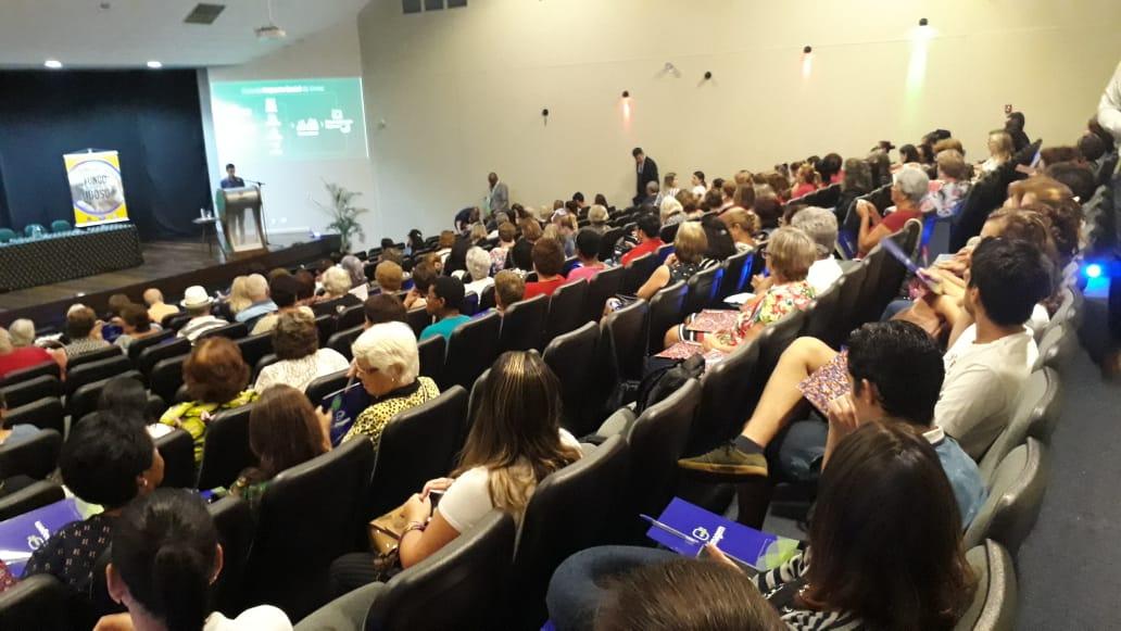CMDI realiza conferência e discute futuro da pessoa idosa