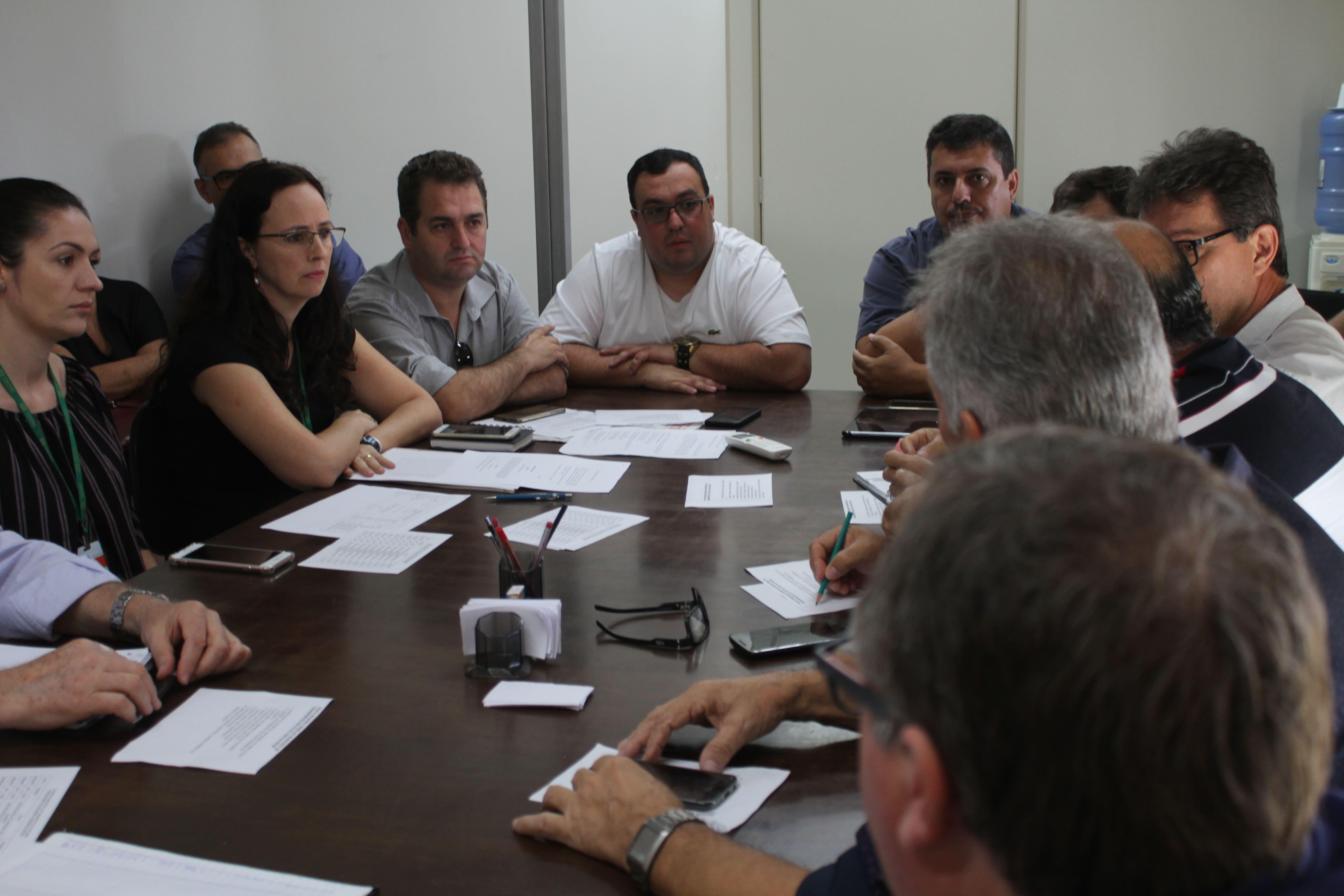 Eleita nova diretoria do Conselho Municipal de Transporte de Criciúma