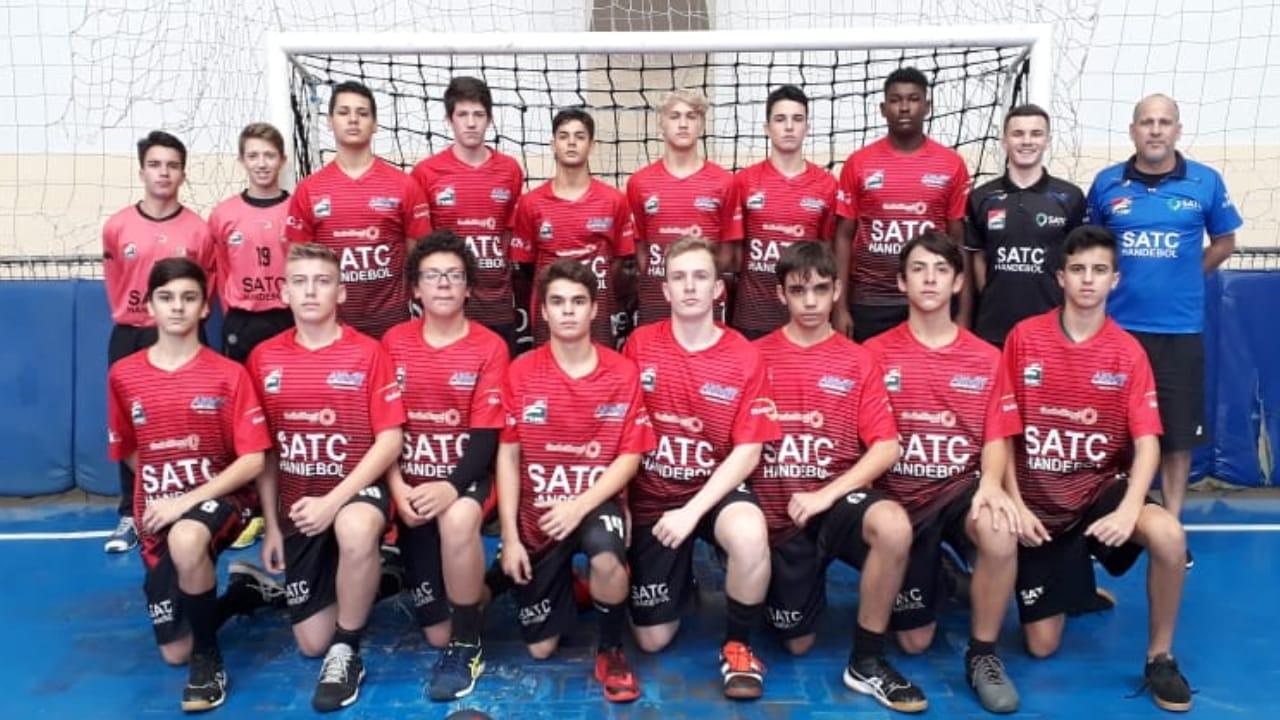 Criciúma conquista Copa Urussanga de Handebol
