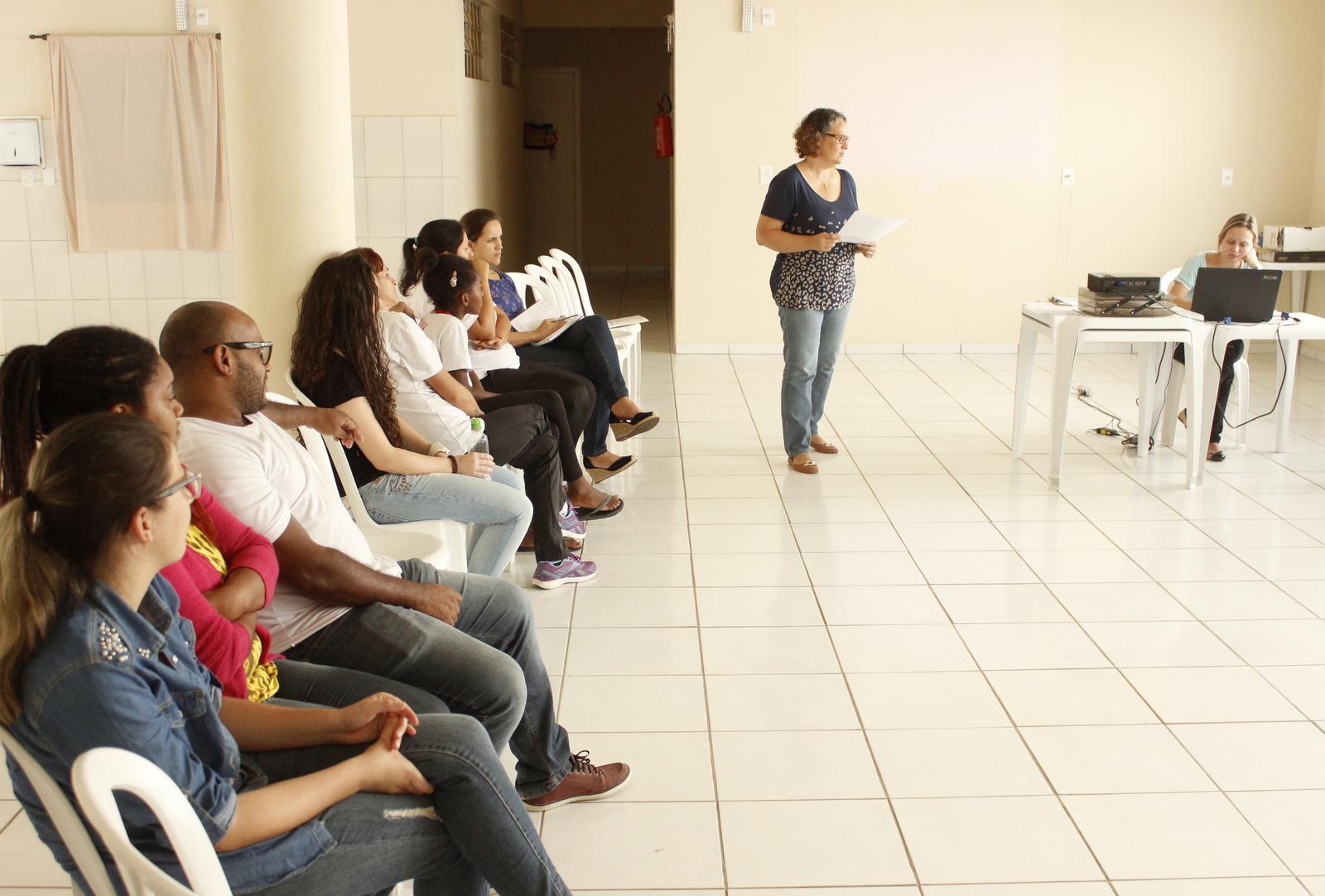 Administração Municipal promove encontros para as famílias referenciadas pelos Cras de Criciúma