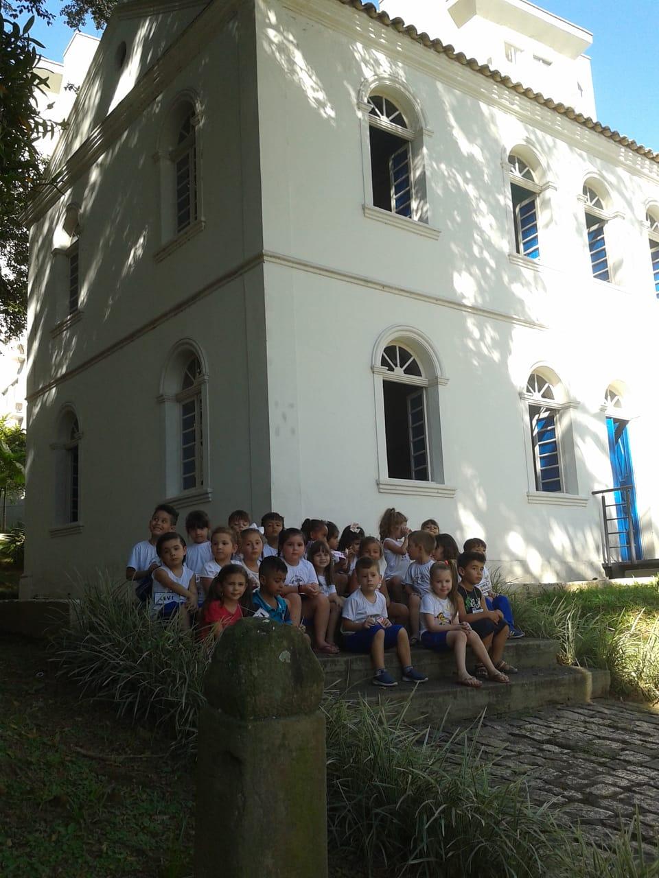 Crianças visitam Museu Augusto Casagrande na Semana Nacional dos Museus