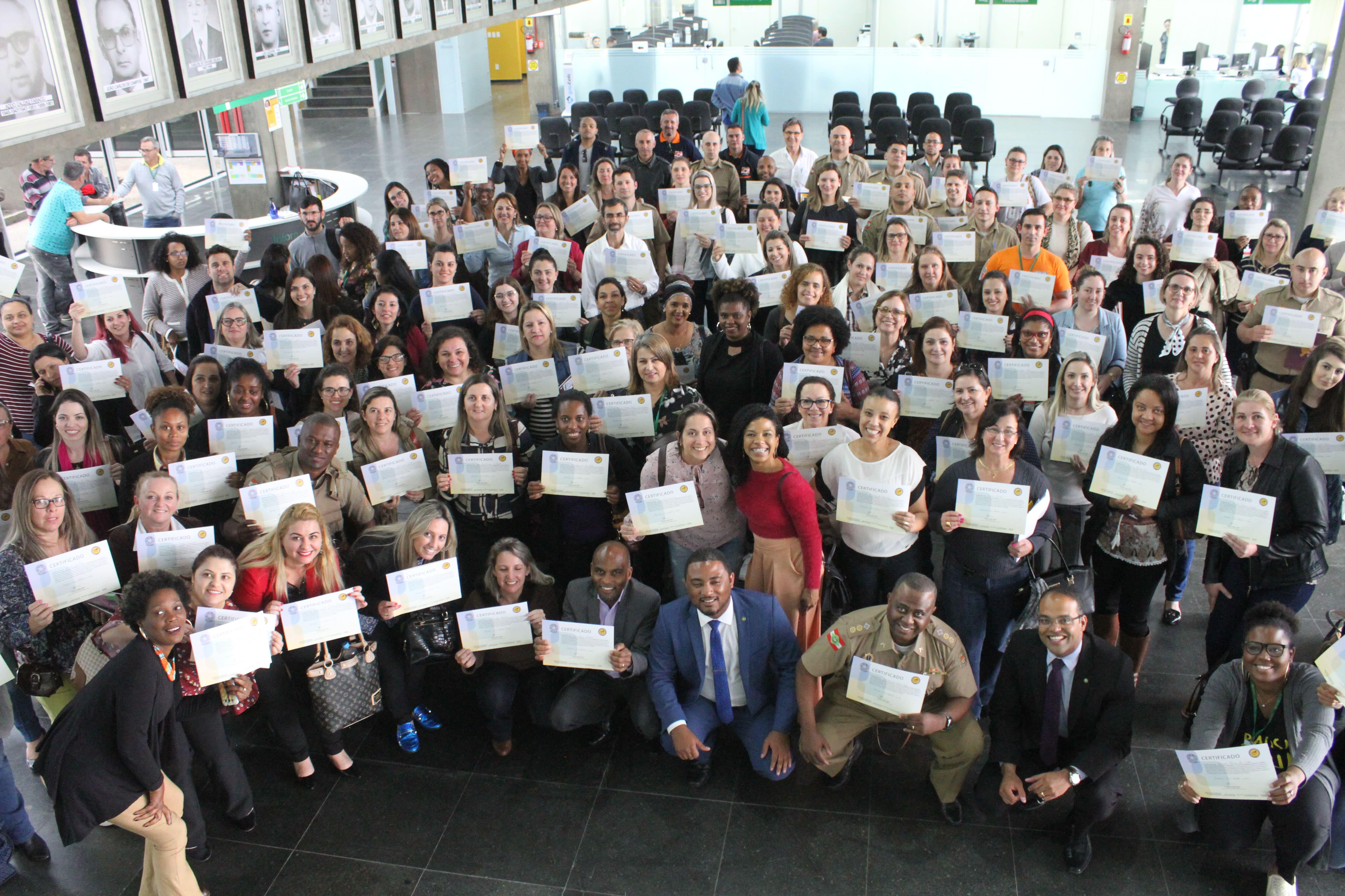 Curso de Mediação Social de Conflitos reúne instituições e sociedade civil em Criciúma