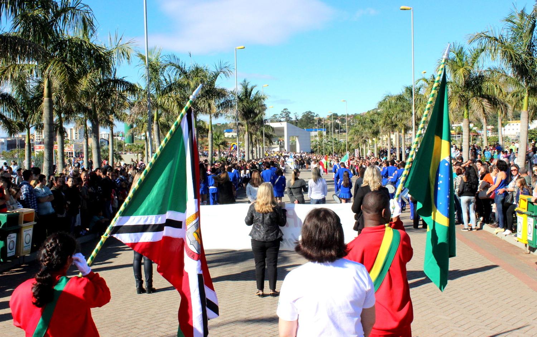 Datas definidas para desfiles cívico-militares de Criciúma