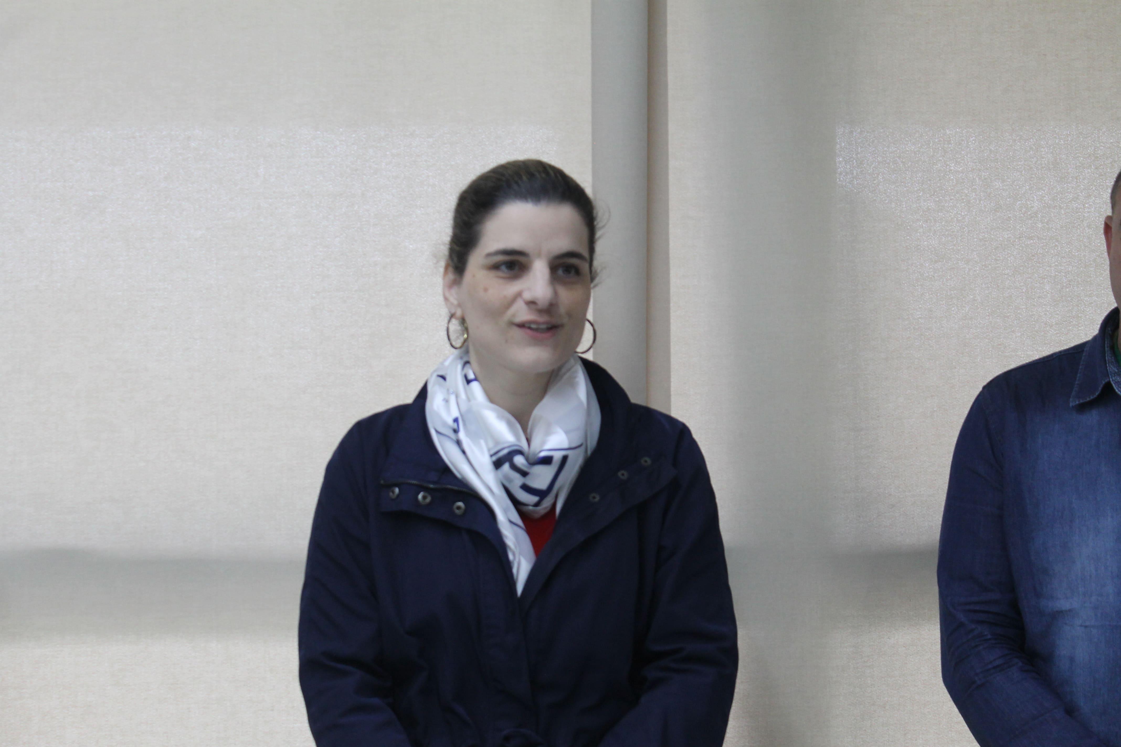 Francielle Gava deixa Secretaria de Saúde de Criciúma