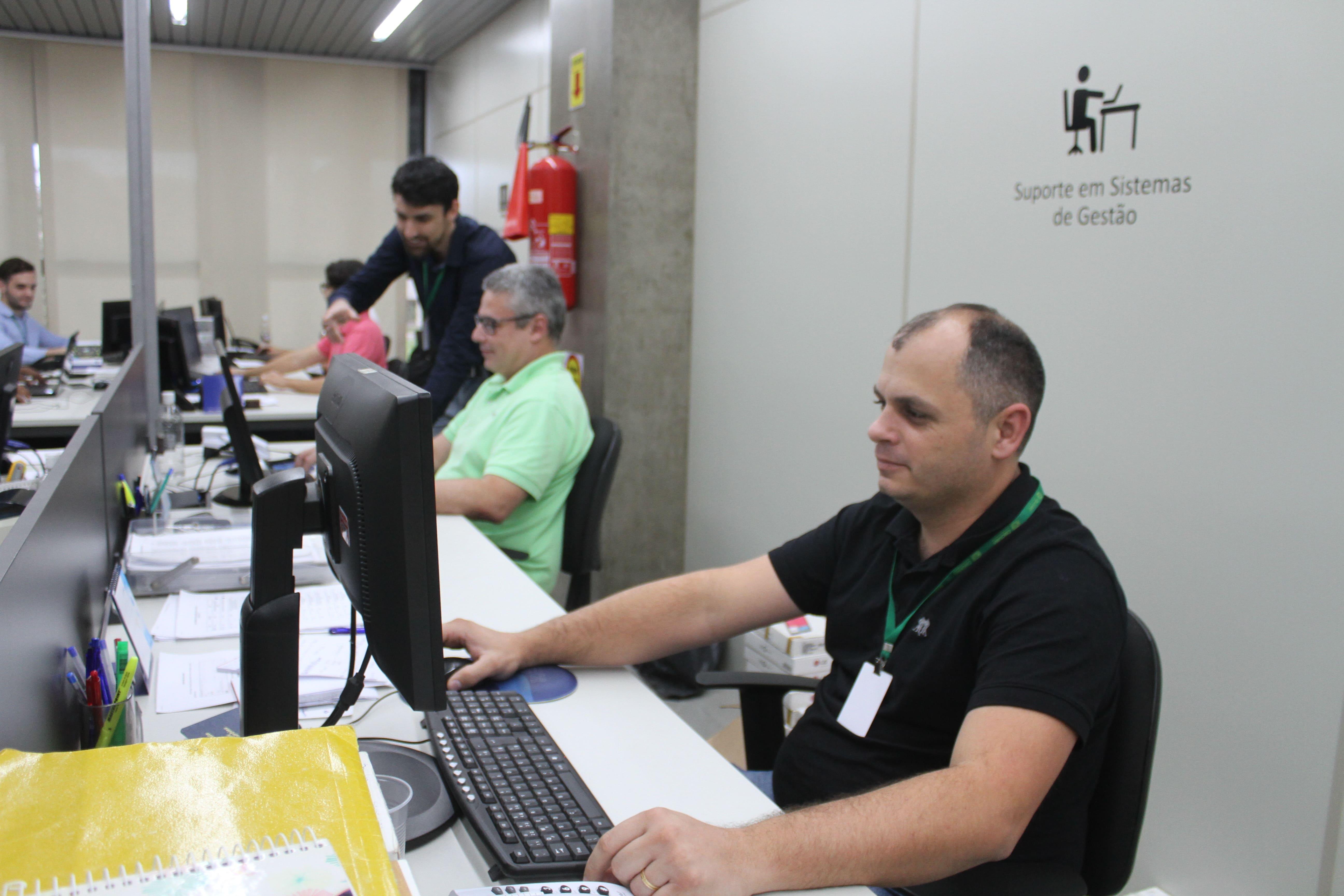 Diretoria de Tecnologia da Informação de Criciúma recebe prêmio Projeto Inovador 2018