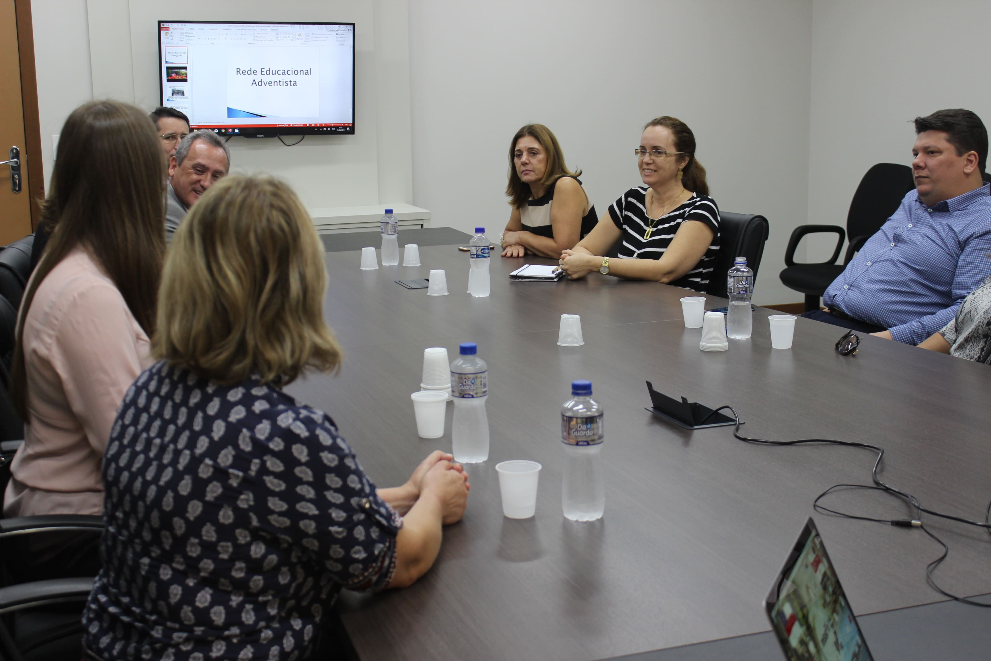 Prefeitura Municipal de Criciúma - Escola Adventista apresenta projeto de nova unidade em Criciúma