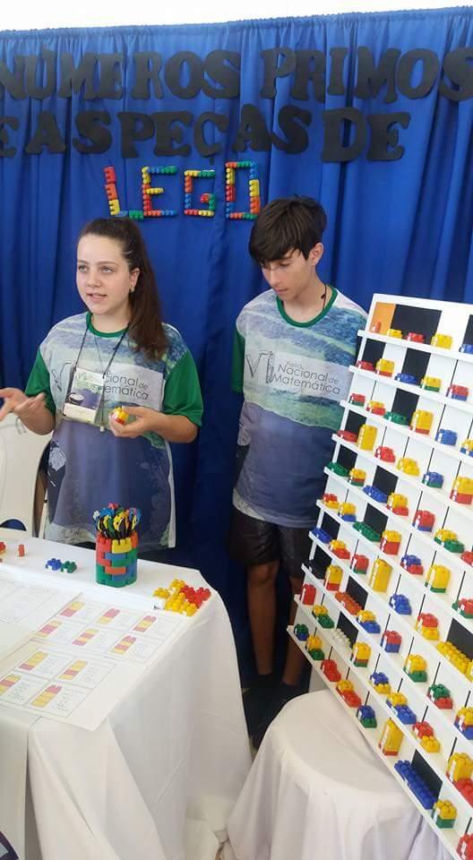 Prefeitura Municipal de Criciúma - Escola de Criciúma é premiada na Feira Nacional de Matemática