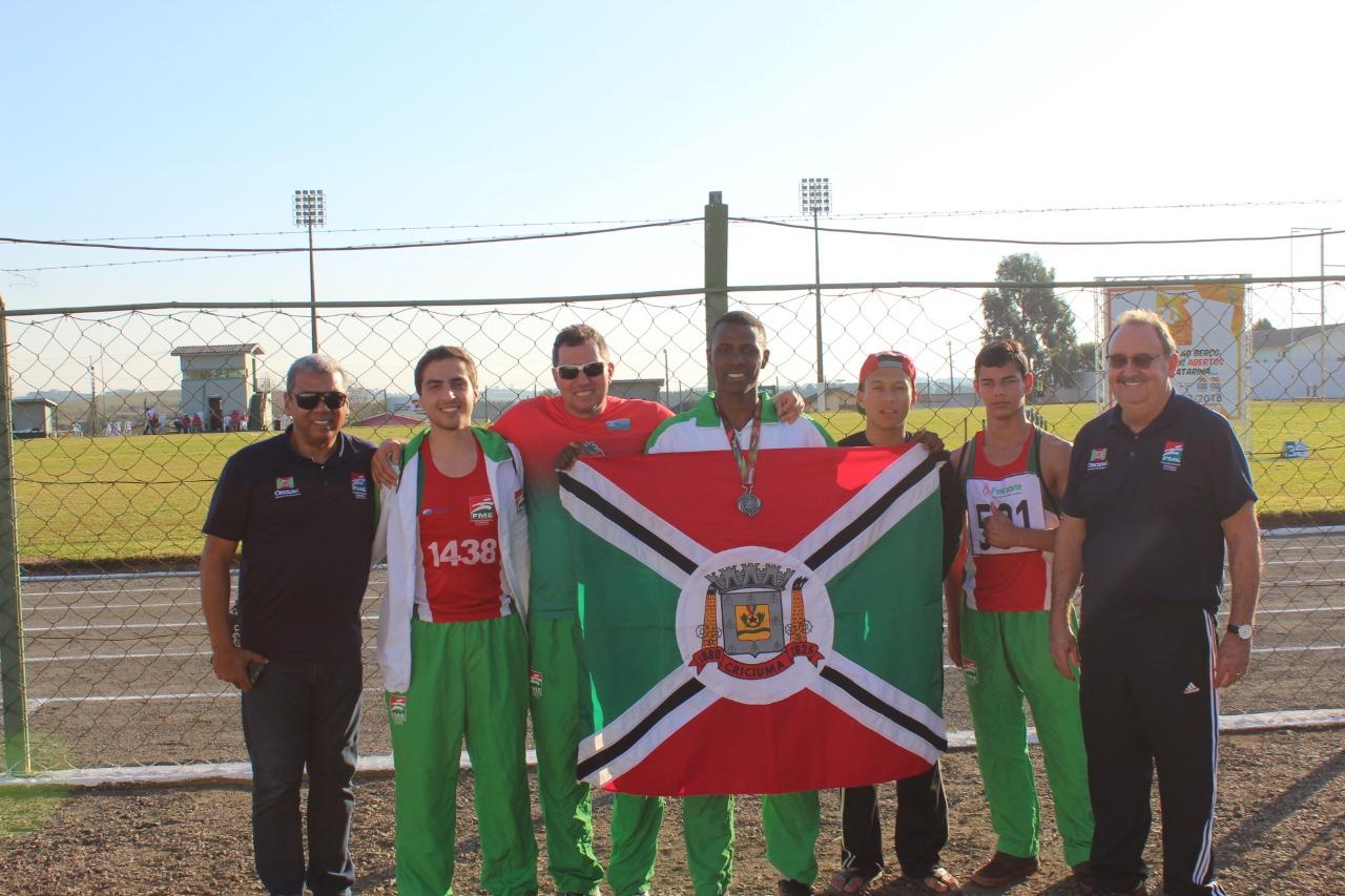 Prefeitura Municipal de Criciúma - Joguinhos Abertos: Criciúma é destaque nas modalidades em equipe