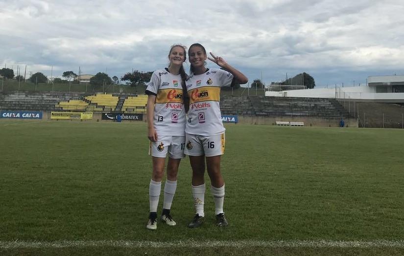 Atletas de Criciúma são convocadas para a Seleção Brasileira de Futebol 7