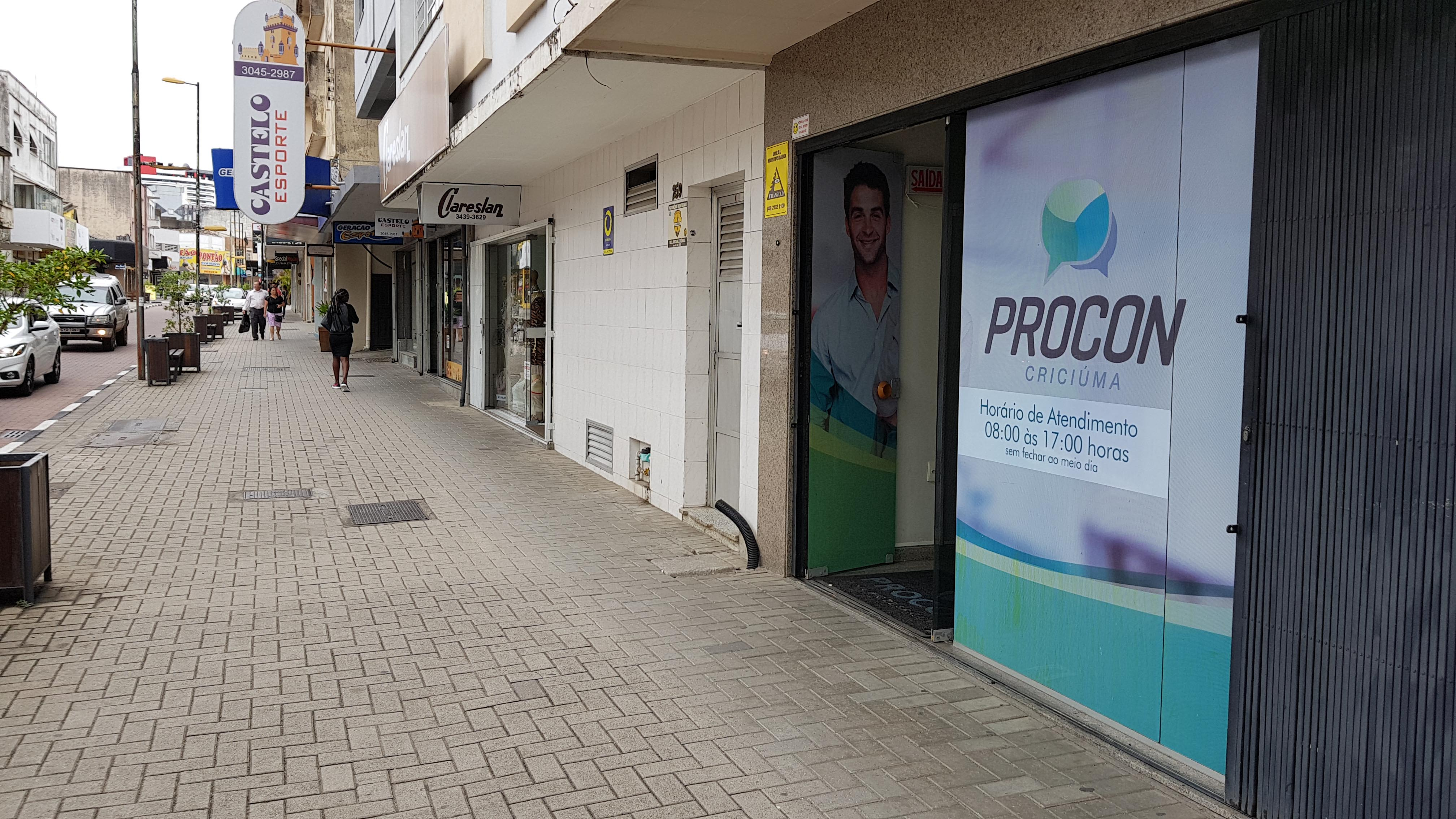 Prefeitura Municipal de Criciúma - Procon de Criciúma amplia horário de atendimento ao público