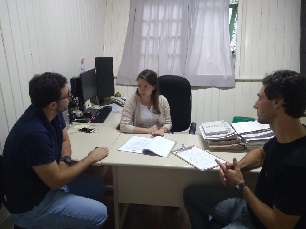 Famcri: servidores de Turvo conhecem coleta seletiva e projetos de educação ambiental de Criciúma