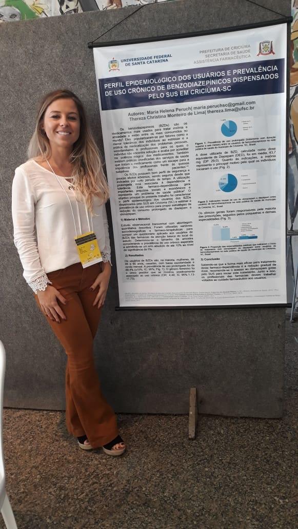 Prefeitura Municipal de Criciúma - XII Encontro Catarinense de Saúde Mental: pesquisa feita por criciumense é escolhida para ser apresentada
