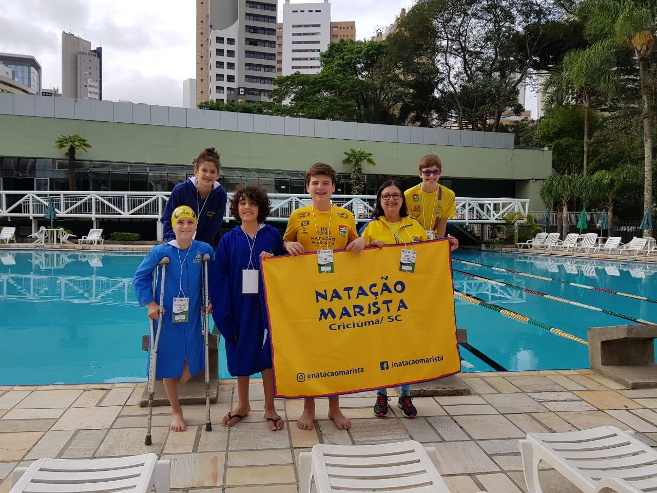 FME: equipes de Criciúma conquistam medalhas em competições no fim de semana