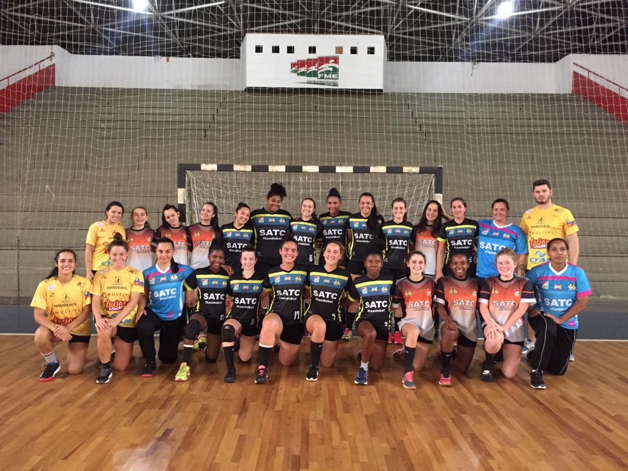 Criciúma recebe etapa da Liga Santa Catarina de Handebol Feminino