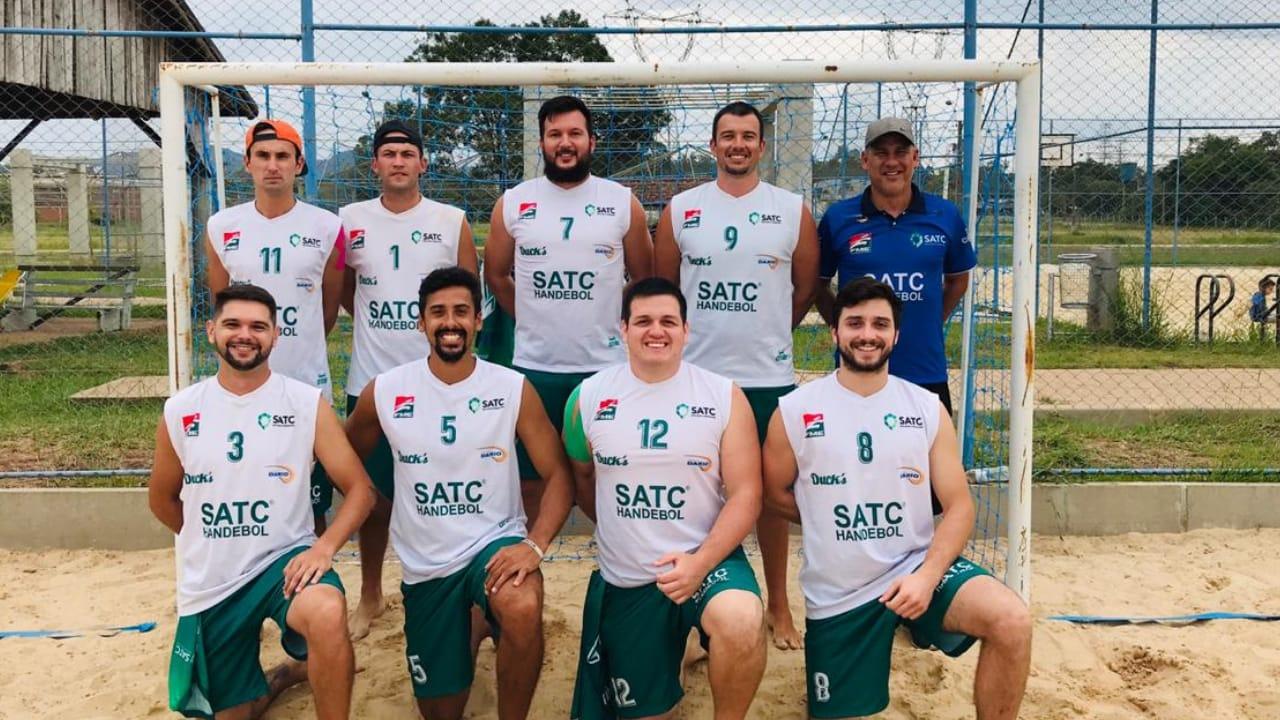 Handebol masculino de Criciúma disputa VI Copa BG em Balneário Gaivota