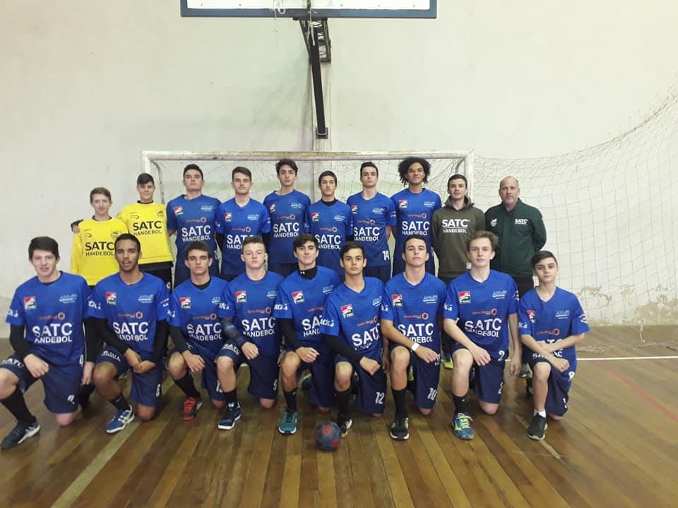 Futsal feminino garante vaga na semifinal do Campeonato Estadual Sub-17