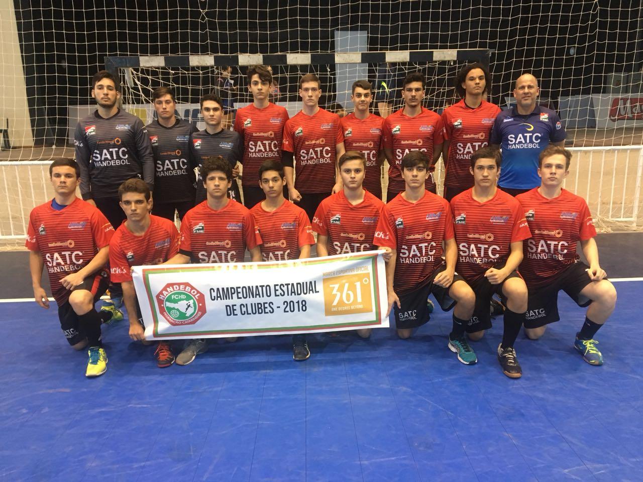 Handebol de Criciúma garante vaga na final do Campeonato Estadual
