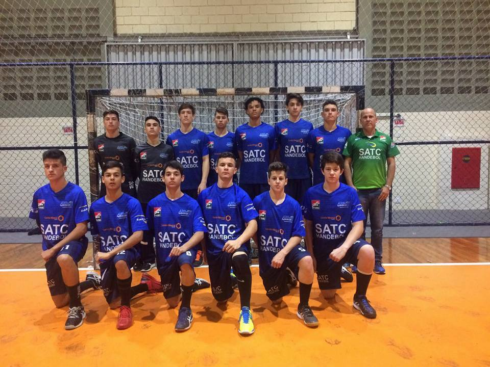 Handebol de Criciúma participa da Copa Murialdo sub-16