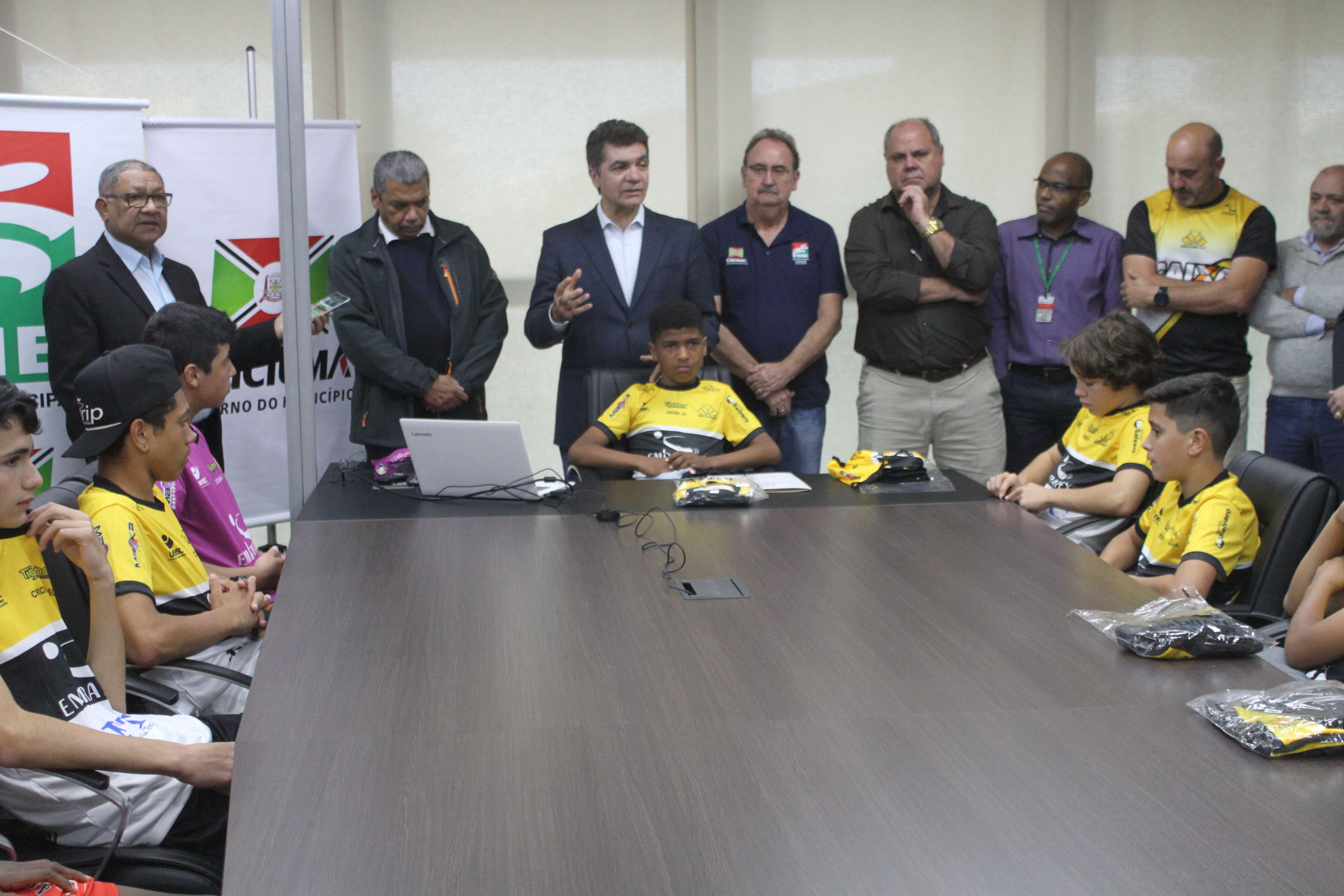 Mesatenistas de Criciúma conquistam sete medalhas no 51º Campeonato Brasileiro