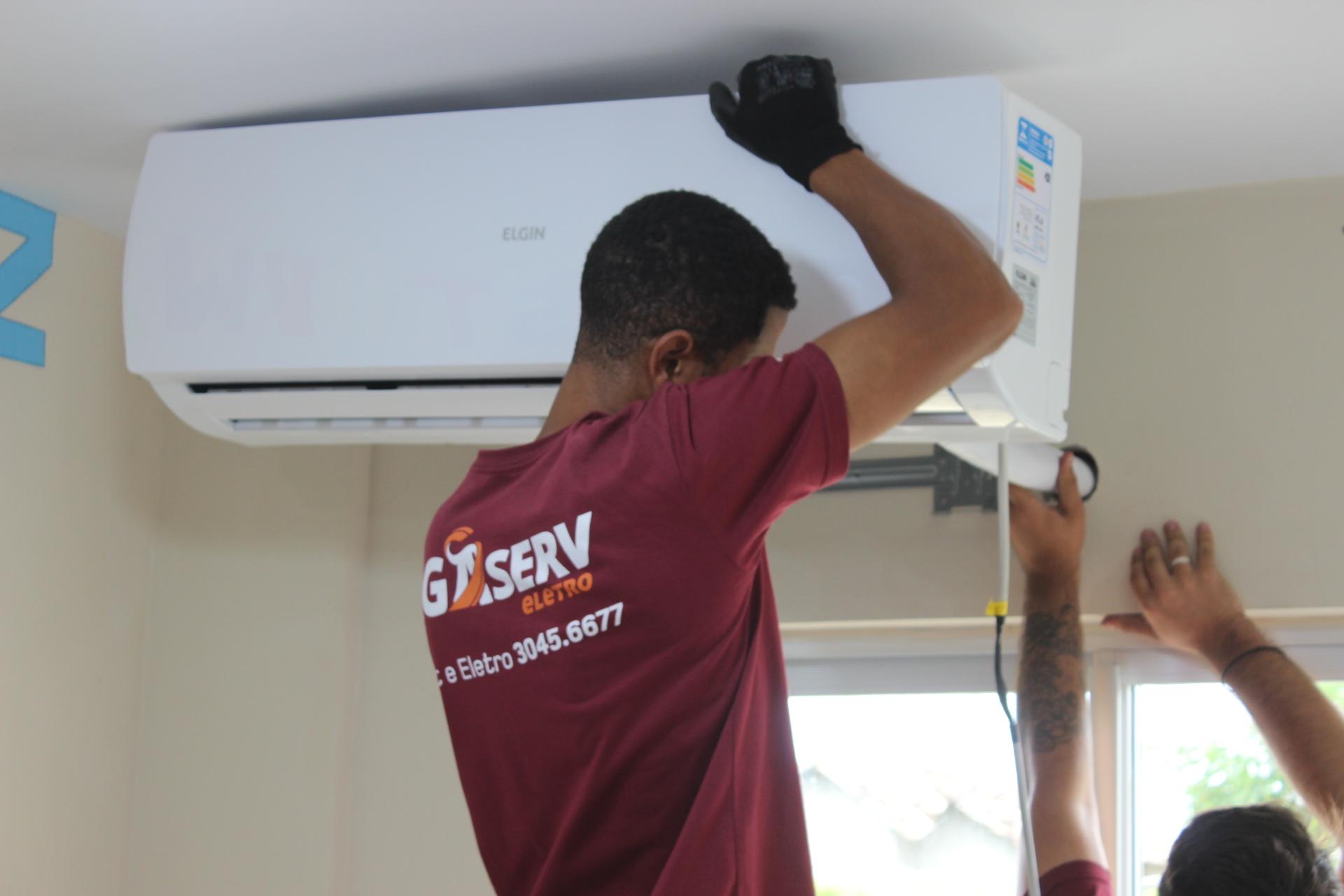 Educação: escolas de Criciúma 100% climatizadas até o fim do ano