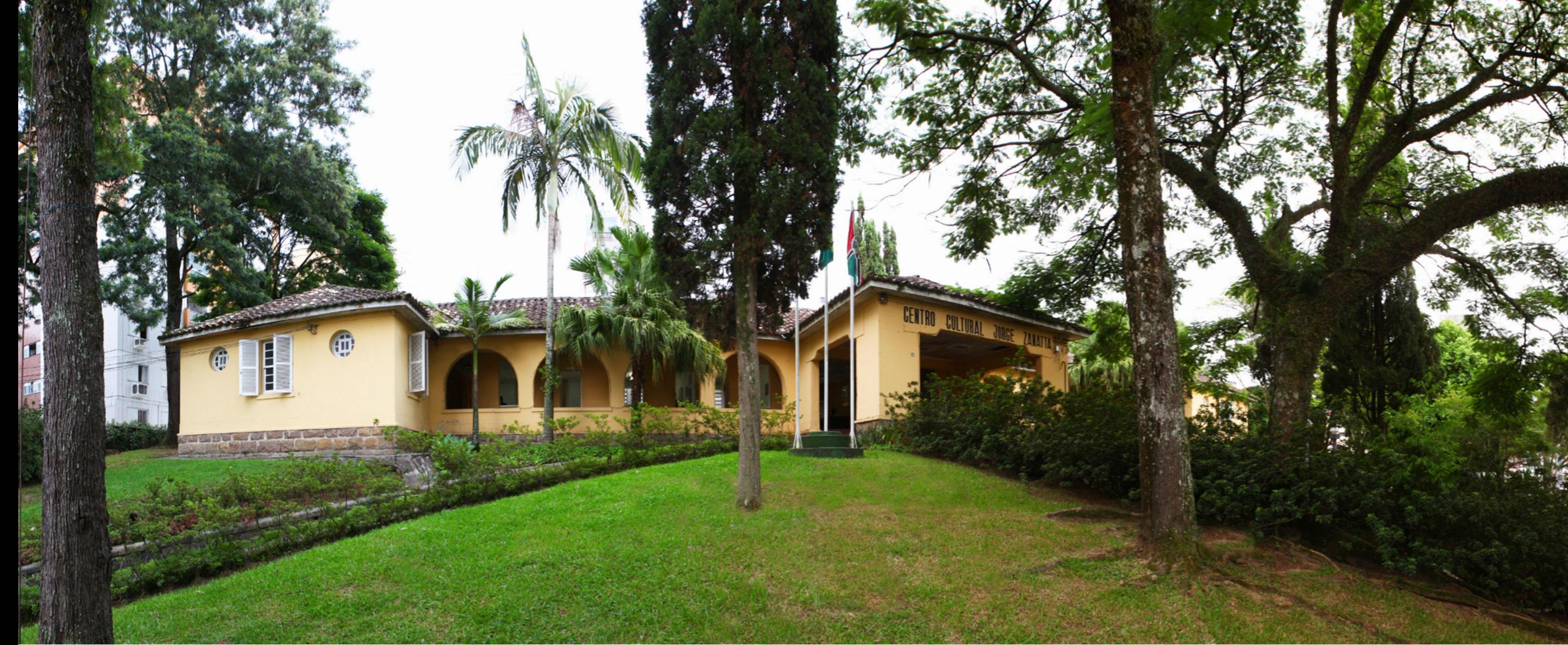 Centro Cultural Jorge Zanatta / Fundação Cultural de Criciúma