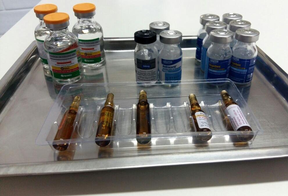 Secretaria Municipal de Saúde capacita profissionais e distribui kits de atendimento às Unidades Básicas de Saúde