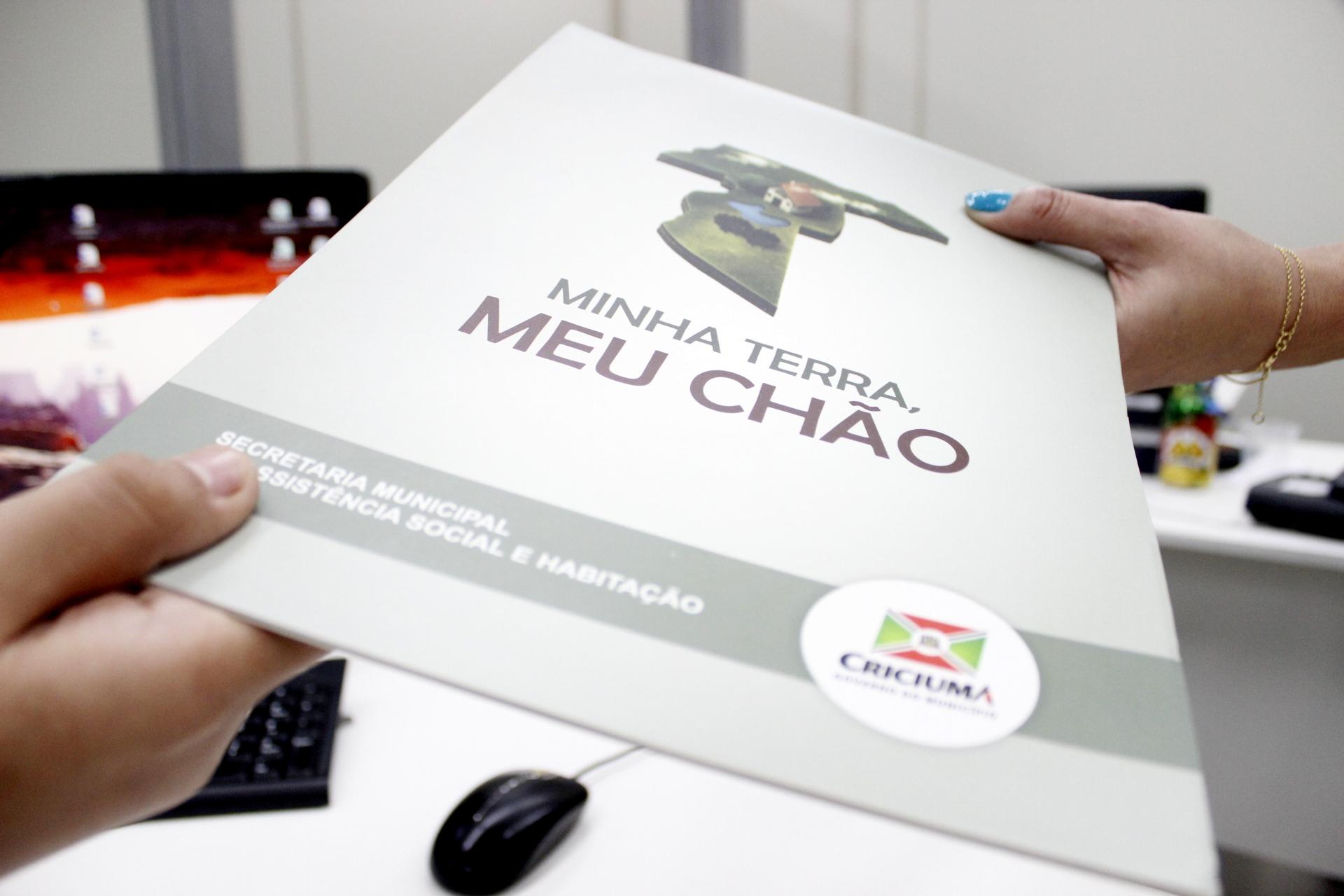 Em dois anos, 500 escrituras entregues a famílias de Criciúma