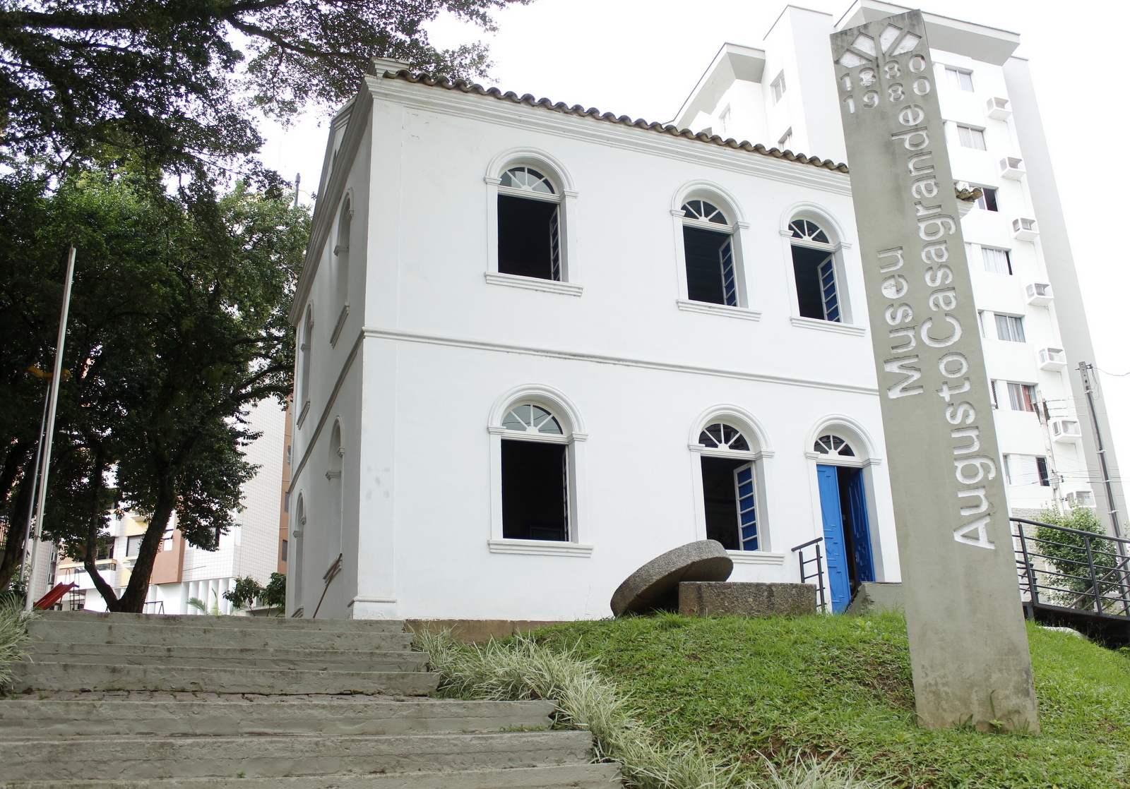 Museu Histórico e   Geográfico Augusto  Casagrande