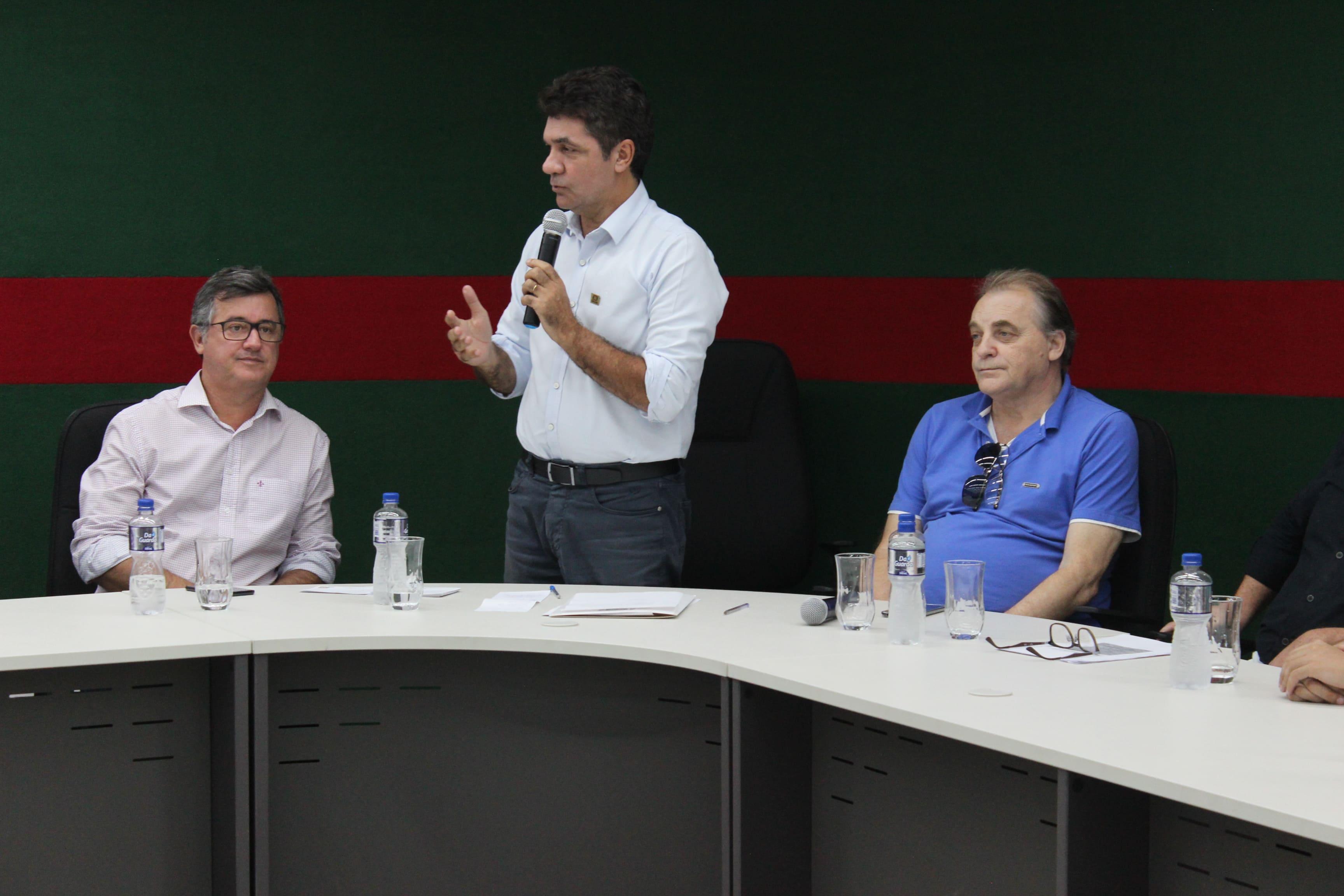 Criciúma adere ao programa Saúde Fiscal dos Municípios